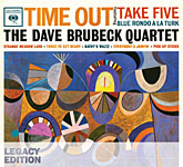 Dave Brubeck: Time Out (50th Anniversary Legacy Edition)