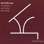 David Binney: Third Occasion