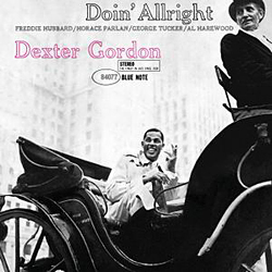 "Read ""Dexter Gordon: Doin' Allright"""
