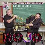 The Dimartino/Osland Jazz Orchestra: Quotient