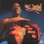 Album Tear This World Up by Eddie C. Campbell