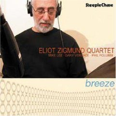 Album Breeze by Eliot Zigmund