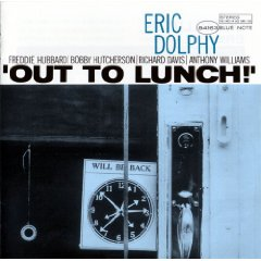 "Read ""Eric Dolphy: Out To Lunch! - 45 rpm Reissue"""