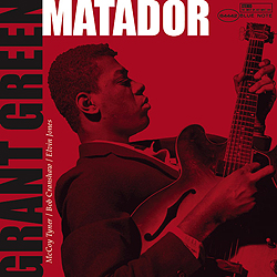"Read ""Grant Green: Matador"" reviewed by Matt Marshall"
