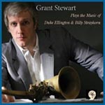 Album Plays The Music Of Duke Ellington & Billy Strayhorn by Grant Stewart