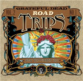 "Read ""Grateful Dead: Road Trips - Volume 2 Number 1"""