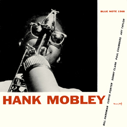 "Read ""Hank Mobley: Hank Mobley (On Wax)"""