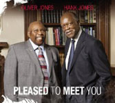 Hank Jones / Oliver Jones: Pleased To Meet You