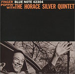 Album Finger Poppin' by Horace Silver