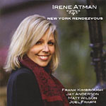 Album New York Rendezvous by Irene Atman