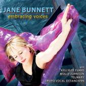 Album Embracing Voices by Jane Bunnett