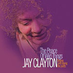 Album The Peace of Wild Things by Jay Clayton