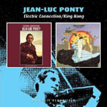 Album Electric Connection / King Kong by Jean-Luc Ponty