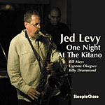 Jed Levy: One Night At The Kitano