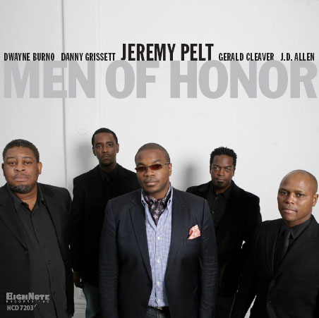 Men of Honor by Jeremy Pelt