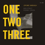 Album One Two Three by Jerome Sabbagh