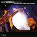 Jerry Bergonzi: Simply Put