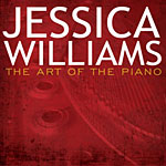 Album The Art of the Piano by Jessica Williams