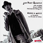 Jim Hart Quartet: Words And Music