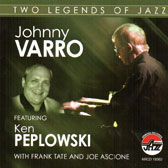 Two Legends of Jazz by Johnny Varro
