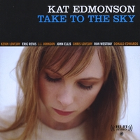 Album Kat Edmonson: Take To The Sky by Kat Edmonson