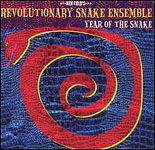 Album Year of the Snake by Revolutionary Snake Ensemble