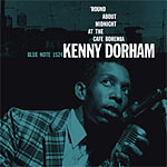 Album 'Round About Midnight at the Cafe Bohemia by Kenny Dorham