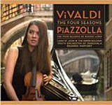 "Read ""Vivaldi: The Four Seasons / Piazzolla: The Four Seasons of Buenos Aires"" reviewed by C. Michael Bailey"