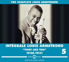 "Read ""Louis Armstrong: Integrale Vol. 5 & Live in Australia 1964"" reviewed by"