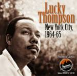 Album New York City (1964-65) by Lucky Thompson