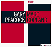 Gary Peacock / Marc Copland: Insight