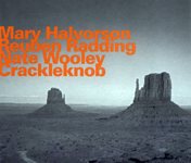 Mary Halvorson, Reuben Radding & Nate Wooley: Crackleknob