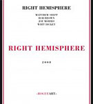 Right Hemisphere by Rob Brown