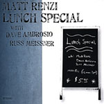 Album Lunch Special by Matt Renzi