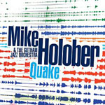 Album Quake by Mike Holober