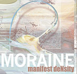 Album Manifest Density by Moraine