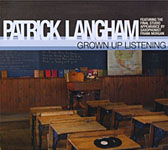 Album Grown Up Listening by Patrick Langham