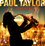 Album Burnin' by Paul Taylor
