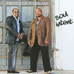 Album Soul Intent by Pieces of a Dream