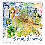 Album 5 New Dreams by Quinsin Nachoff
