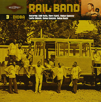 "Read ""The Rail Band: Belle Epoque Vol. 3 - Dioba"" reviewed by Chris May"