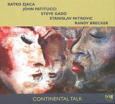 Album Continental Talk by Ratko Zjaca