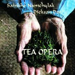 Album Tea Opera by Sainkho Namchylak