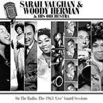 "On the Radio: The 1963 ""Live"" Guard Sessions by Sarah Vaughan"