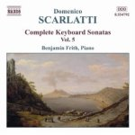 Benjamin Frith: Domenico Scarlatti: Complete Keyboard Sonatas, Vol. 5