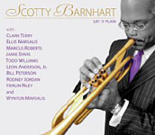 Album Say It Plain by Scotty Barnhart