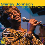 Album Blues Attack by Shirley Johnson