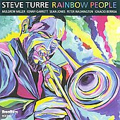 Album Rainbow People by Steve Turre