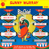 Sunny Murray: Sunny Murray: Big Chief