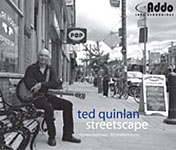 Album Streetscape by Ted Quinlan